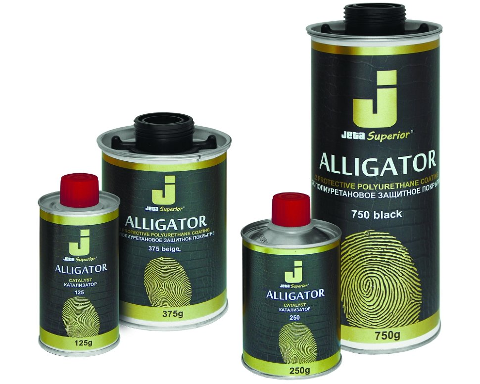 JETA SUPERIOR ALLIGATOR